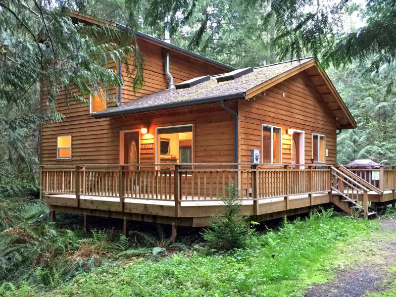 Holiday cottage Mt. Baker Cabin #64 - Sleeps 6!