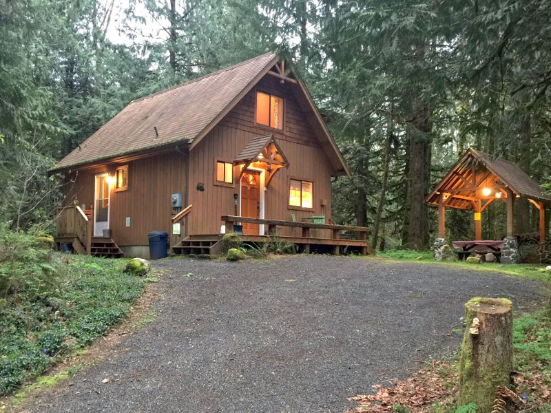 Holiday cottage Mt. Baker Cabin #67 - Sleeps 5!