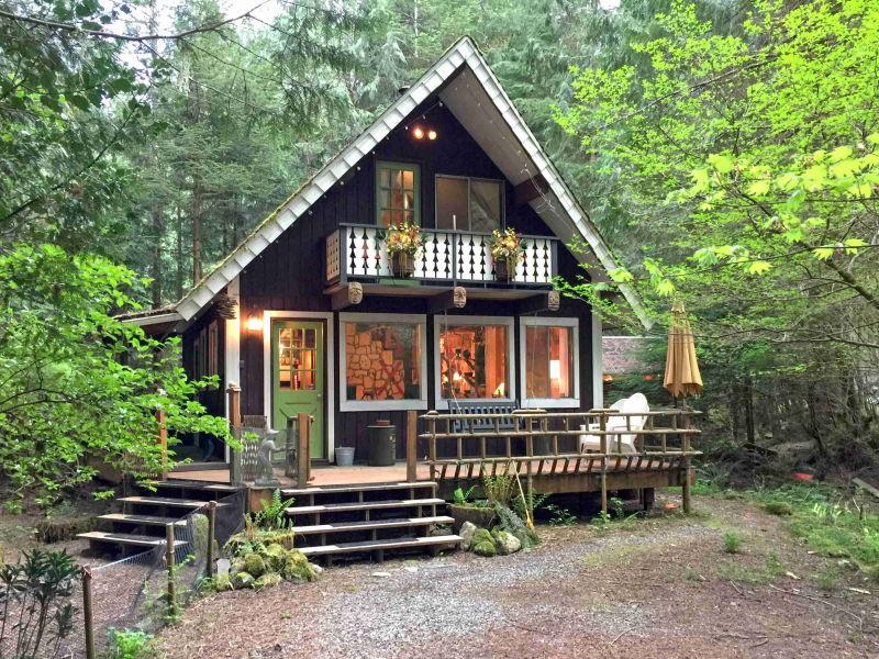 Holiday cottage Mt. Baker Cabin #73 - Sleeps 2!