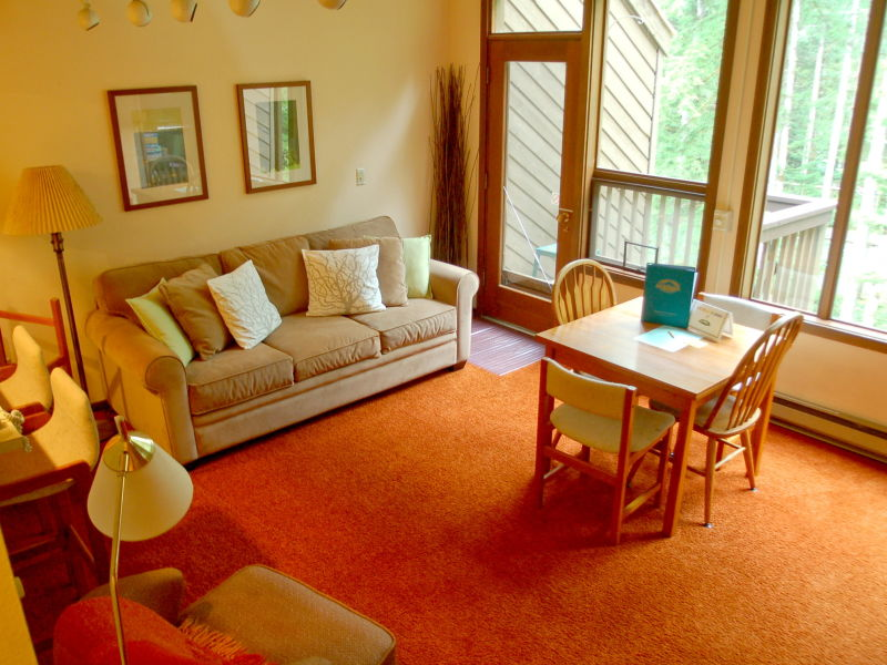 Holiday apartment Mt. Baker Condo #85 - Sleeps 6!