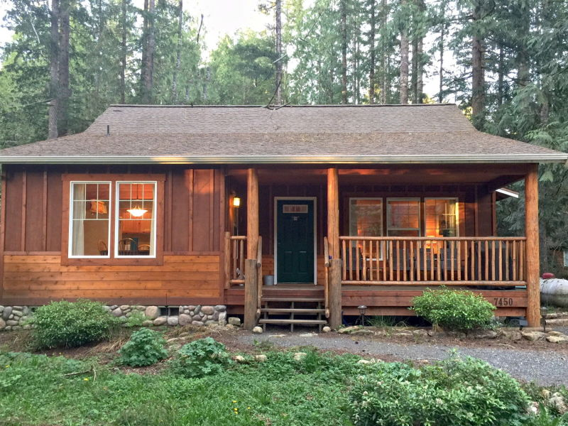 Holiday cottage Mt. Baker Cabin #95 - Sleeps 4!