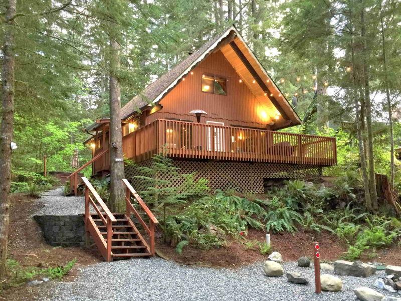 Holiday cottage Mt. Baker Cabin #98 - Sleeps 6!