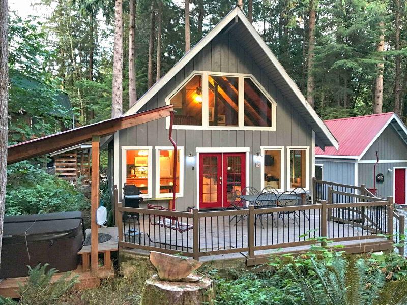 Holiday cottage Mt. Baker Cabin #99 - Sleeps 6!