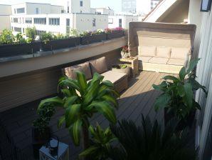 Ferienwohnung Dachgeschosstraum  am Zentrum