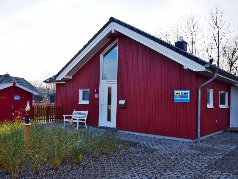 Ferienhaus Ostseekieker