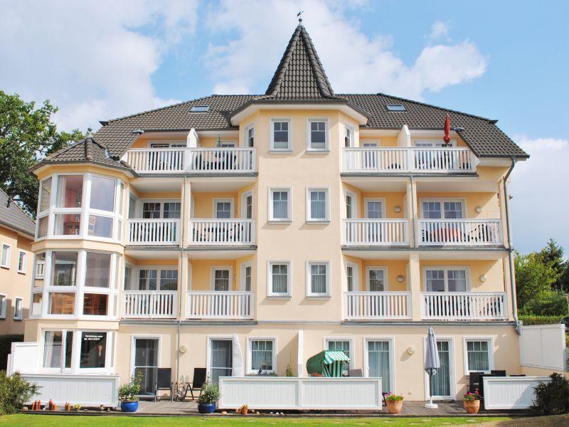 Ferienwohnung Herzmuschel Villa Seerose