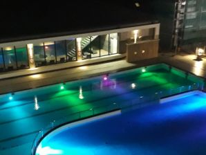 Ferienwohnung Apartament mit Poolblick