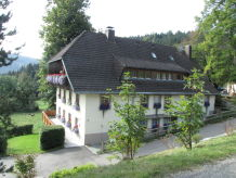 "Holiday apartment ""Seebachtal"""