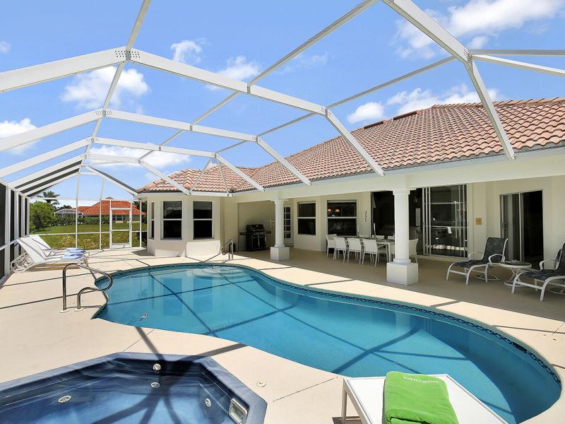 Ferienhaus Villa Sandsation