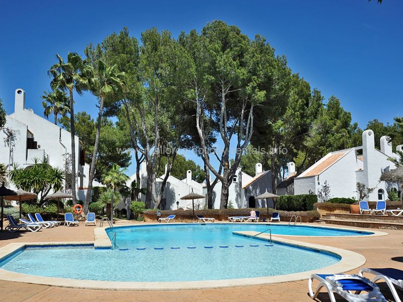 Holiday apartment Ferienhaus in Sol de Mallorca 2726