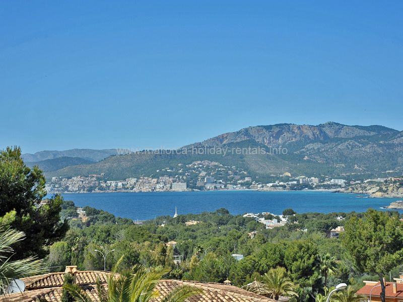 Holiday apartment Traum-Villa Santa Ponsa 2719