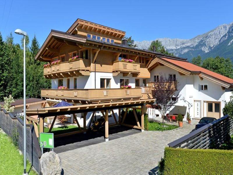 Ferienwohnung Haus Harmony - Gipfelnest Top 10