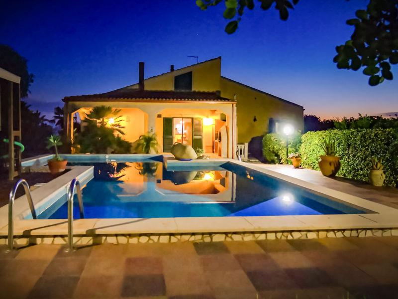 Ferienhaus Villa Sicula