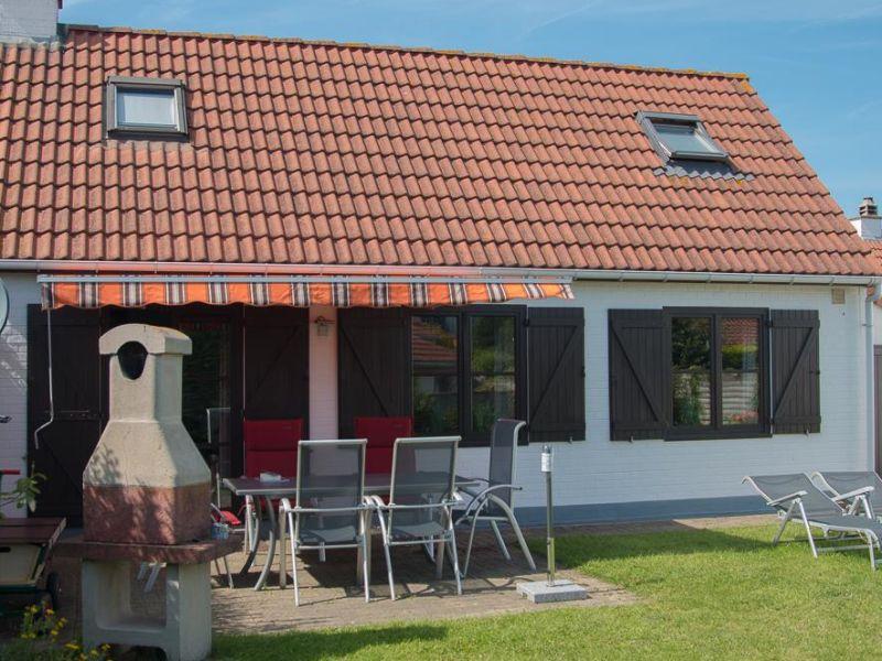 Ferienhaus Gemütliches Fischerhaus in Bredene
