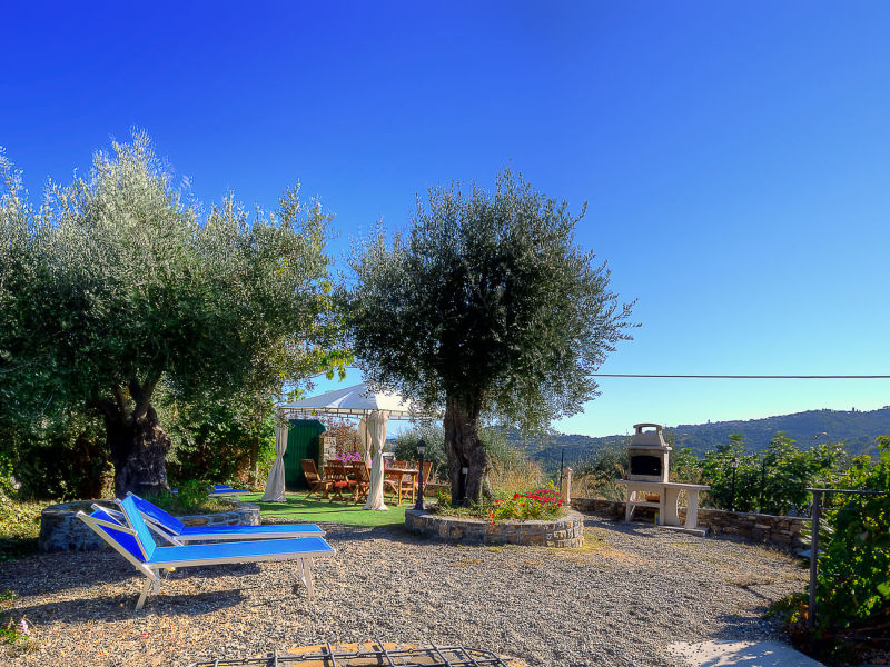 Ferienhaus Uliveto - Giardino