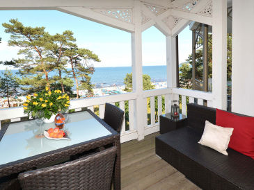 Ferienwohnung Sternstunde - Villa Seestern