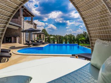 Villa Laura An mit schönem Meerblick und Pool
