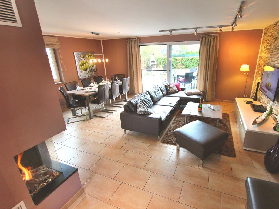 Luxus-Ferienhaus CASA LEON, Mecklenburgische Seenplatte, Fleesensee ...