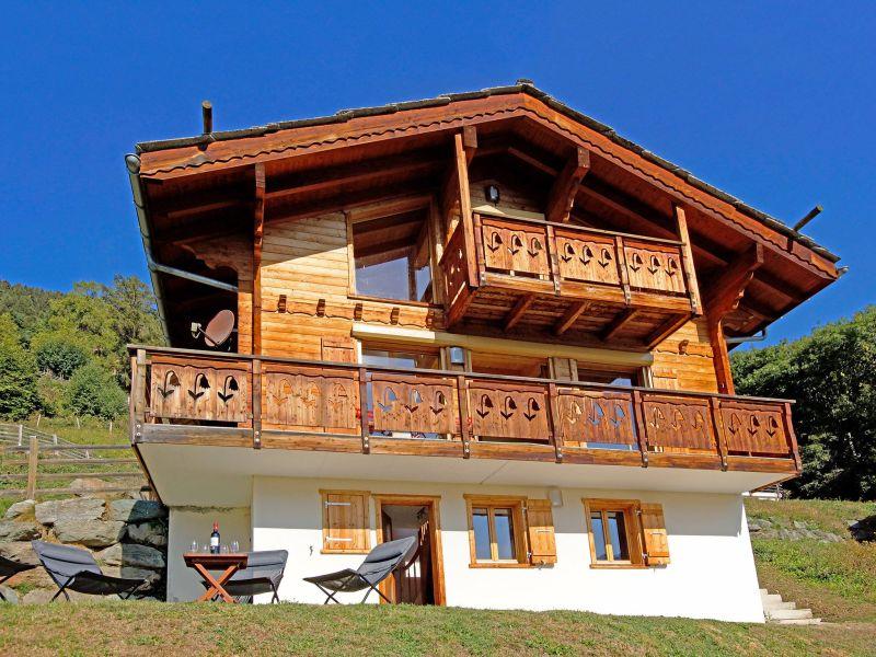 Ferienhaus Chalet Etoile des 4 Vallées