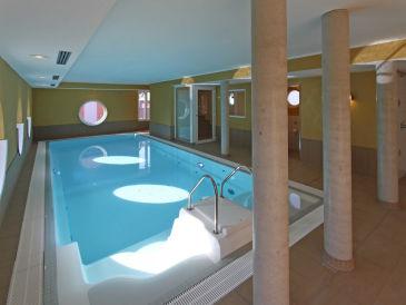 Ferienhaus Villa Meermaid mit privatem Schwimmbad