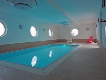 Ferienhaus Villa Wassergeist mit privatem Schwimmbad
