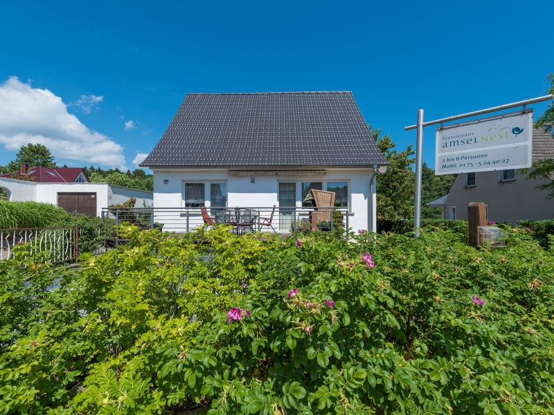 Ferienhaus Amselnest