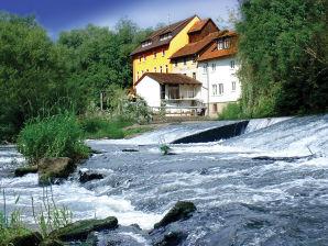Ferienwohnung Rödermühle - Schwanennest