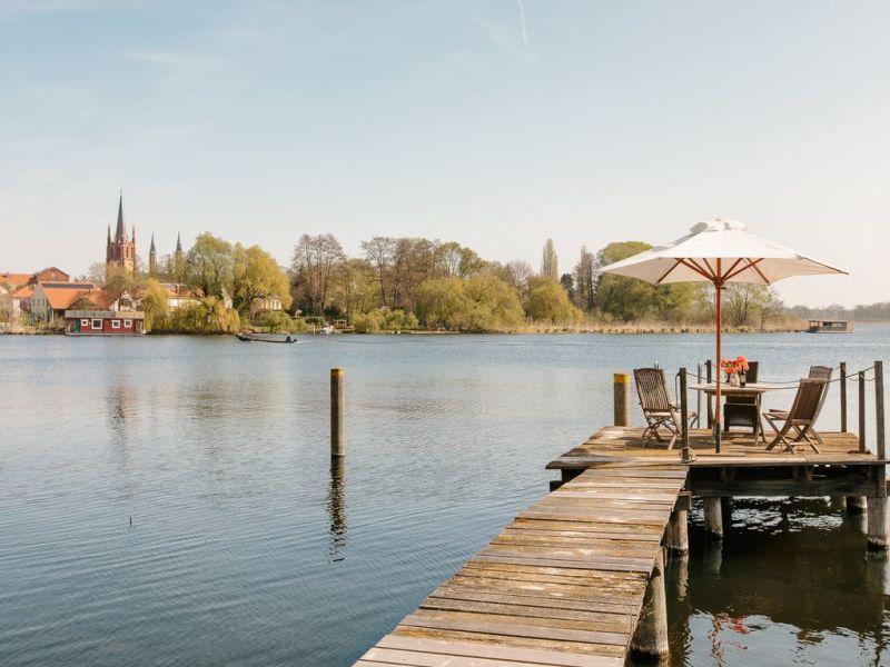 Ferienwohnung Bauhaus am See