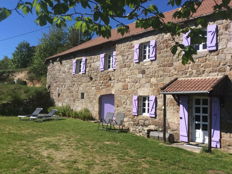 Bauernhof Maison de vacance - Cros-de-Géorand