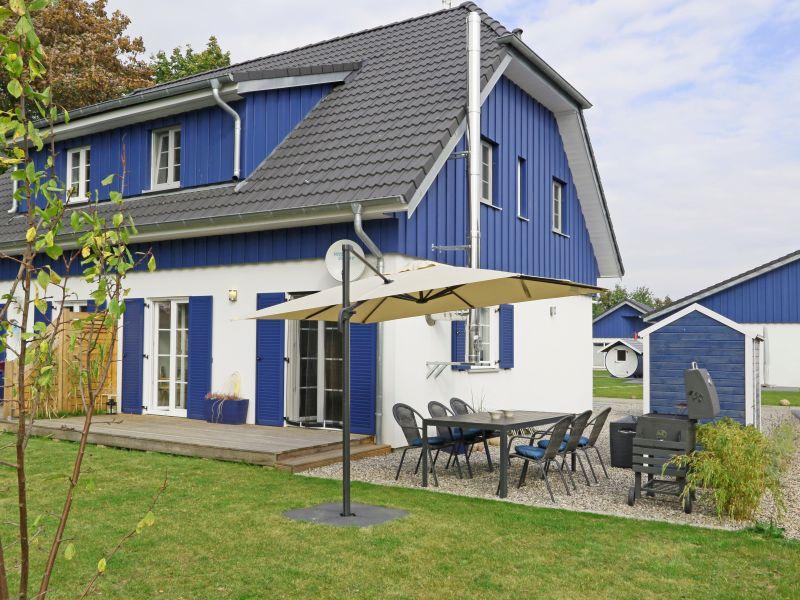 Ferienhaus Fräulein Meer
