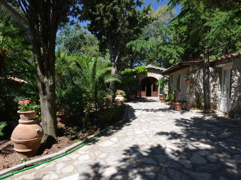 Cottage für Familien mit Meerblick