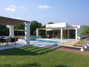 Villa Maell with private pool