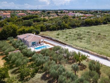 Ferienhaus Villa Cribiera