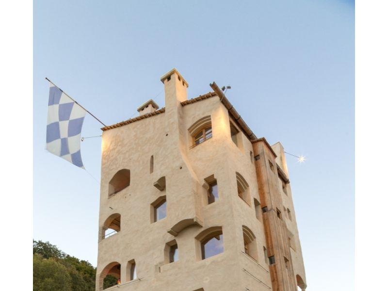 """Ferienwohnung """"Herzogpalais"""" im Turm zu Schloss Schedling"""