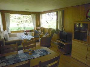 Ferienhaus Holzbungalow auf dem Möwenhof