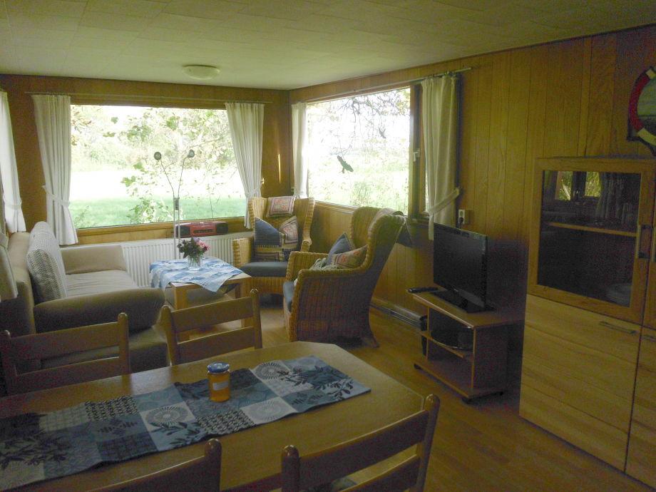 Wohnbereich und Essecke