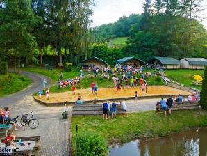 Residenz Vakantiepark Walsdorf im Glamping Zelt