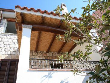 Ferienwohnung in Villa mit Panoramablick