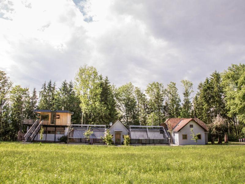 Ferienwohnung Gut Hornegg am Spiegelsee - Mirabelle