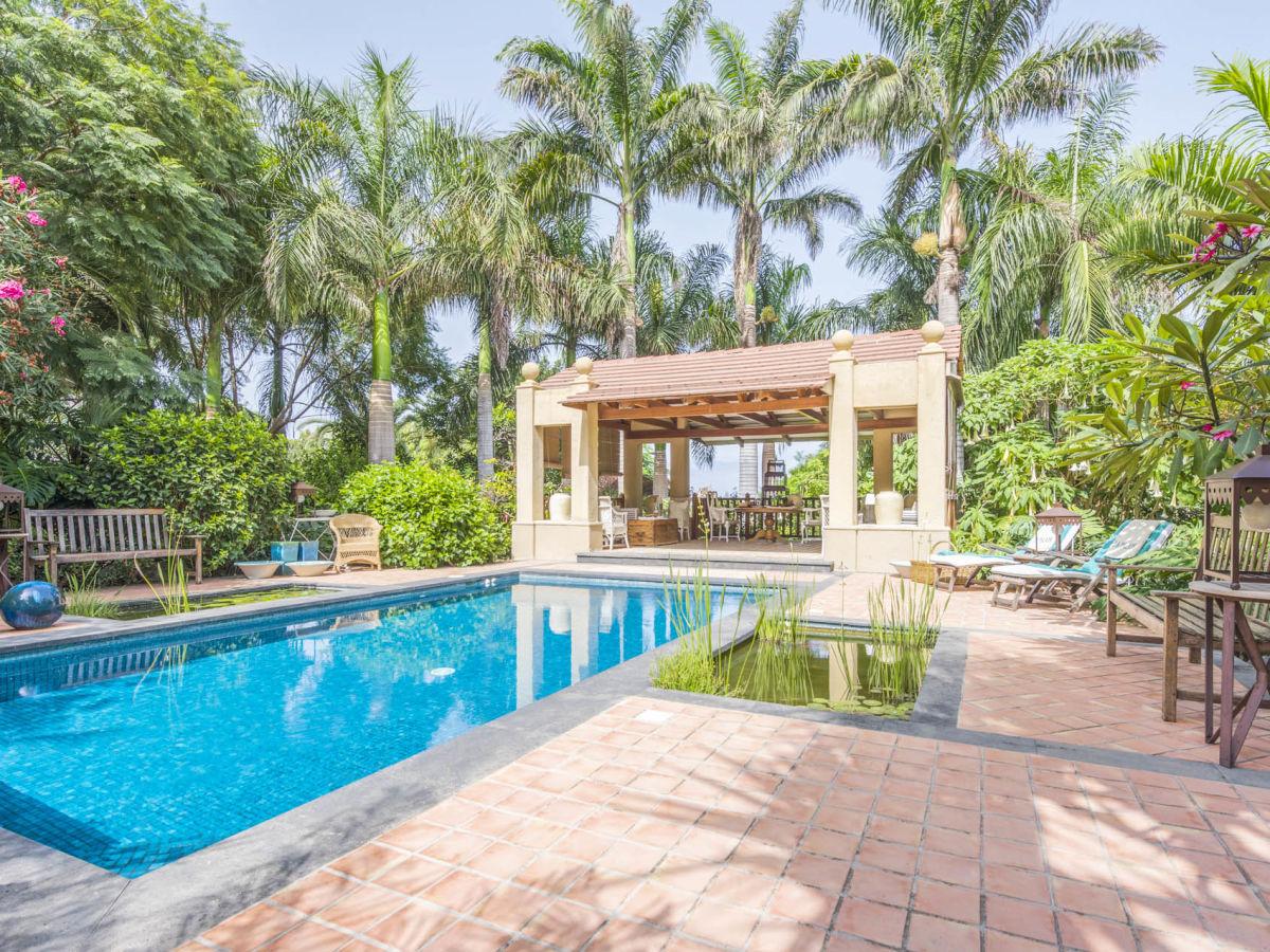 Villa Finca Playa del Socorro, Los Realejos, Firma Tenerife Country ...