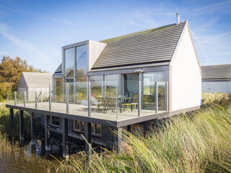 Villa Waddenhof - Uitzicht op Texel