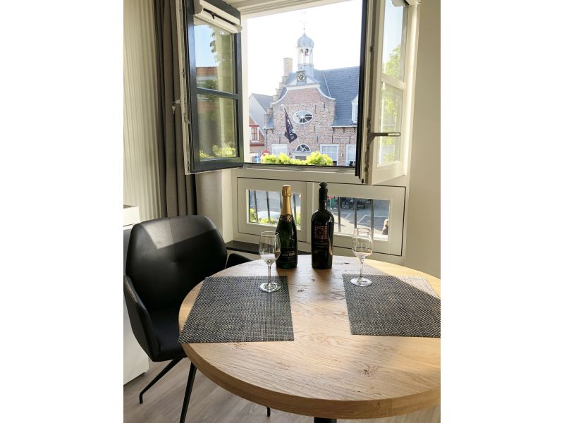 Ferienhaus DO07 Luxus Studio im Zentrum