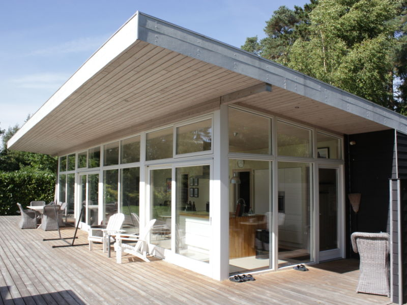 Spitze Traum-und Luxus-Ferienhaus nur 250m zum Strand