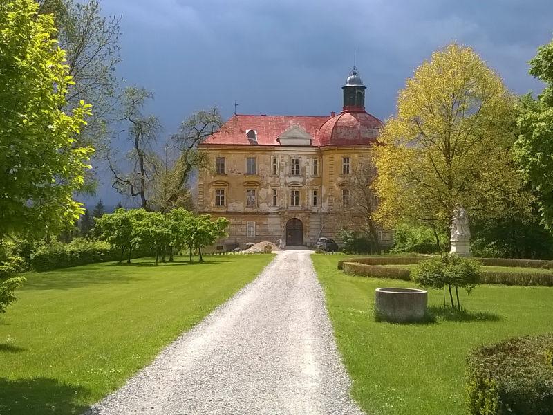 Ferienwohnung Gut Hornegg am Spiegelsee - Aurelia