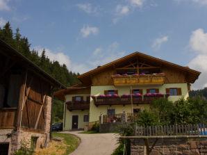 Ferienwohnung Eggerhof - Unsere Suite