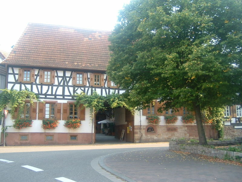 Ferienwohnung Gästehaus Bohlender