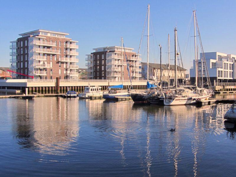 Ferienwohnung Haus Yachthafen (KY2)