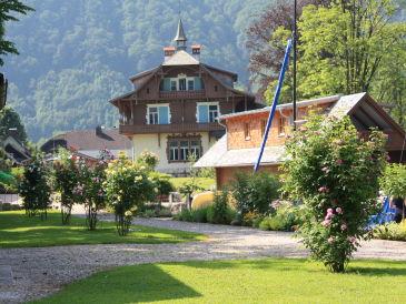 Chalet der Villa Schrötter