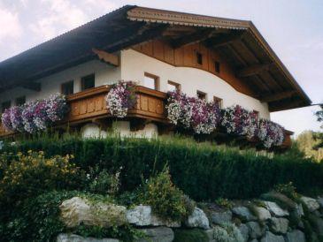 Apartment Seerose, Wohneinheit Bergkristall
