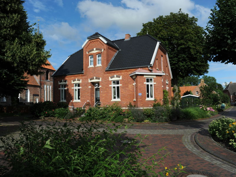 Ferienhaus Kapitänsvilla Rysum